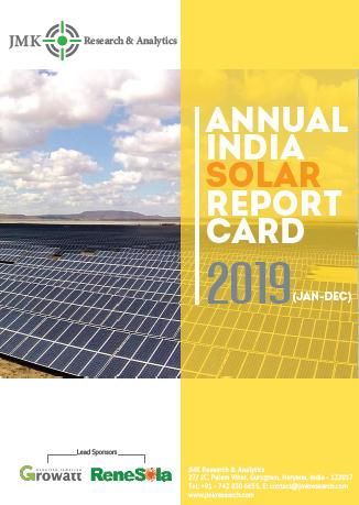 solar capacity 2019