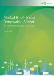 Market Brief- Indian Renewable Sector, Sep 2019